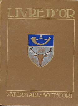 Livre d'or de la Commune de Watermael-Boitsfort 1914-1918: Hauwaert, P [sec]