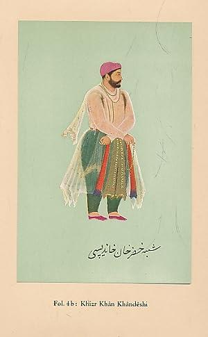 Indische Buchmalereien aus dem Jahângîr-Album der Staatsbibliothek: Kühnel, Ernst; Goetz,
