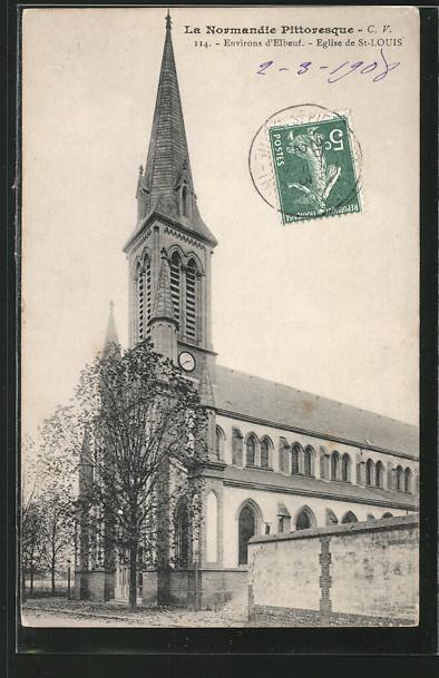 Eglise de st zvab - Code postal port saint louis ...