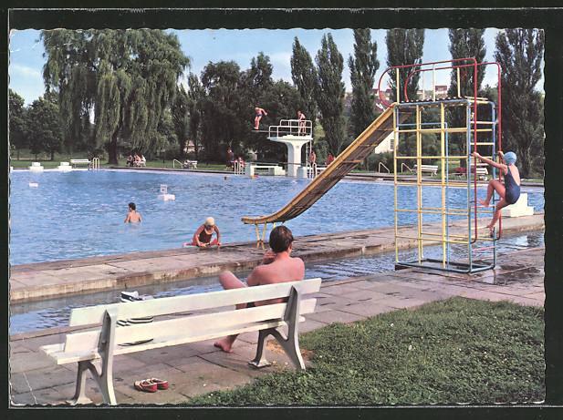 Im schwimmbad gebraucht zvab for Schwimmbad neu isenburg