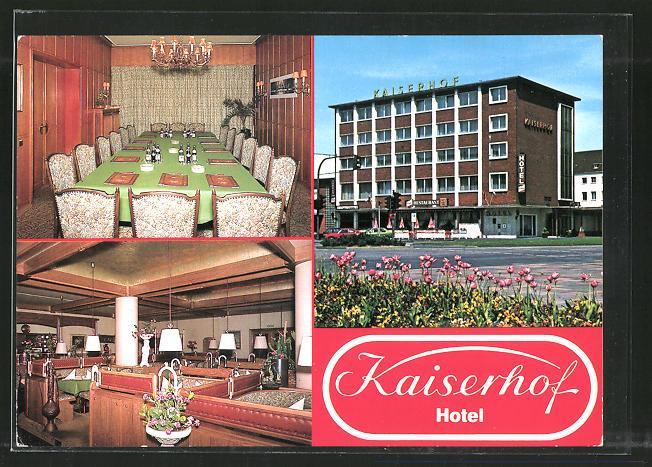 Hotel Kaiserhof Wesel Bewertung