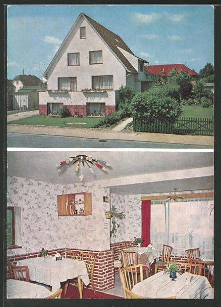 Ansichtskarte Gromitz Hotel Zvab
