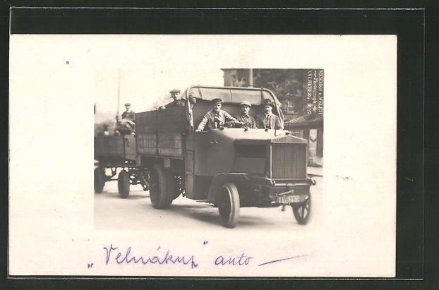 Die Lastkraftwagen der - ZVAB