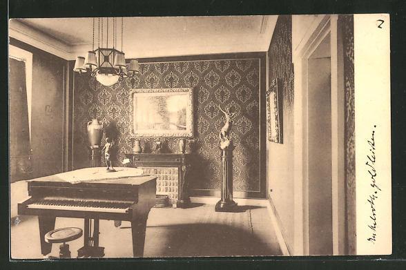 tapeten ausstellung zvab. Black Bedroom Furniture Sets. Home Design Ideas