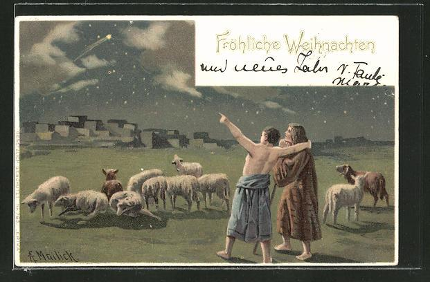 Hirten Bilder Weihnachten.Weihnachten Der Hirten Zvab