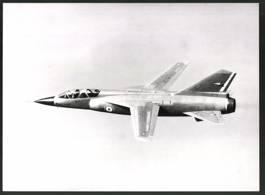 Sammeln & Seltenes Fotografie Flugzeug Aermacchi Mb-326 Transport