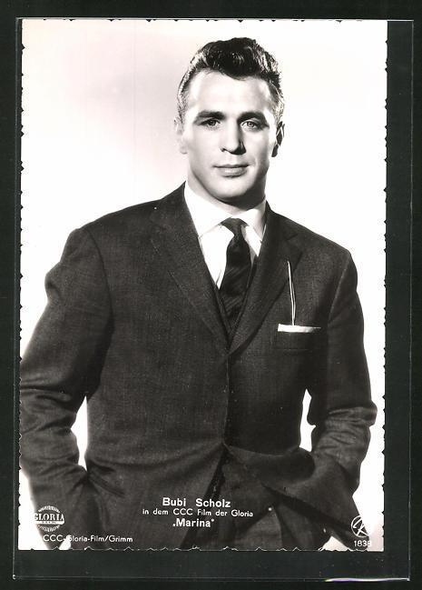 Fanartikel & Merchandise Sport Boxen Plakat Bubi Scholz Peter Müller 1957 Poster Original