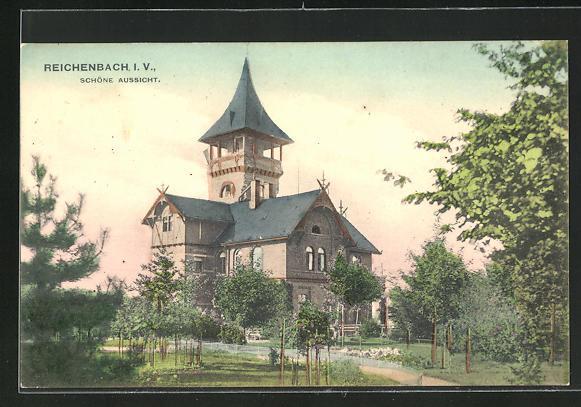 Ansichtskarte Reichenbach Schone Zvab