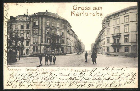 Karlsruhe Hirschstraße