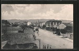 Ansichtskarte Skoplje / Ueskueb, Blick auf die