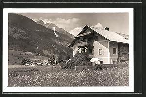 Ansichtskarte Kampl, Gasthaus Pension Steuxner