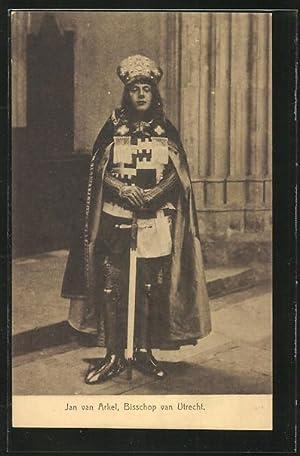 Ansichtskarte Utrecht, Lustrumfeesten 1911, Jan van Arkel,