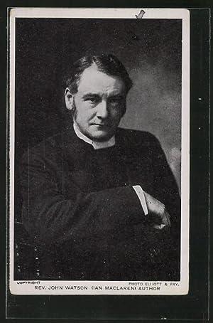Ansichtskarte Reverend John Watson aka Ian MacLaren,