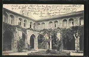 Carte postale La Motte, Cloitre de Sainte-Roseline