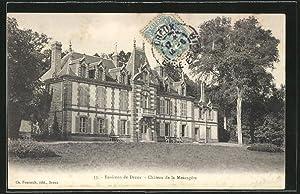 Carte postale Environs de Dreux, Château de