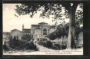 Carte postale Notre-Dame-de-Lumiéres, Séminaire des Missions, Vue
