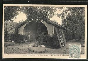 Carte postale Saint-Cyr-au-Mont-d'Or, la chapelle de l'ermitage