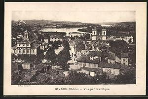 Carte postale Givors, vue générale