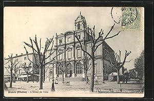 Carte postale Givors, L'Hôtel de Ville