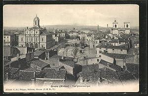 Carte postale Givors, Vue panoramique, vue sur