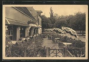 Carte postale Senonches, Hotel de la Foret,