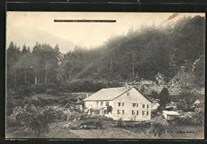 Carte postale Kruth, la Werschmatt, vue sur
