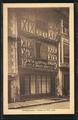 Casteljaloux abebooks for Vendeur maison du monde