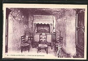 Carte postale Matata, Grotte au Lit Quenouille