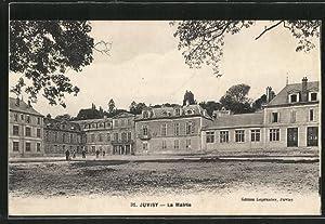 Carte postale Juvisy, La Mairie