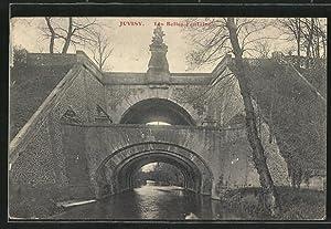 Carte postale Juvisy, Les Belles Fontaines