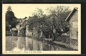 Carte postale Juvisy, L'Orge et le Vieux