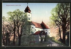 Ansichtskarte Siegsdorf, Walfahrtskirche Maria Eck