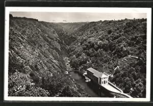 Carte postale Mazamet, Les Gorges du Larn