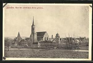 Ansichtskarte Iphofen, Von der nördlichen Seite gesehen