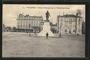 Carte postale Valence, vue générale de la