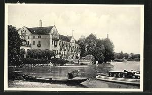 Ansichtskarte Konstanz, Insel-Hotel