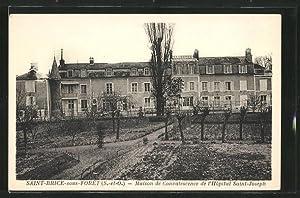 Carte postale St-Brice-sous-Foret, Maison de Convalescence de