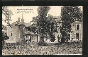 Carte postale Saint-Brice-sous-Forêt, la maison de convalescence