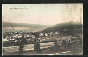 Carte postale Montmedy, Vue generale