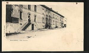 Carte postale Montmedy, Cite ouvriere