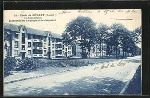 Carte postale Sénart, Forêt de Sénart, Le