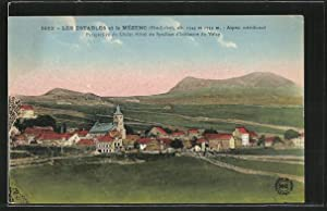 Carte postale Les Estables, Les Estables et