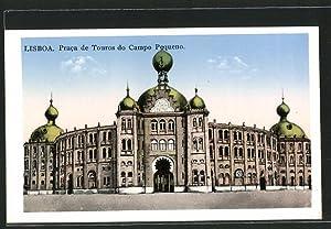 Ansichtskarte Lisboa, Praca de Touros do Campo