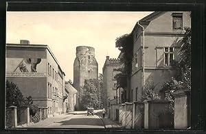 Ansichtskarte Bad Liebenwerda, Lubwartturm