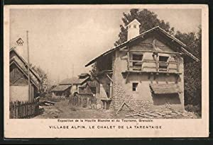 Ansichtskarte Grenoble, Exposition de la Houille Blanche