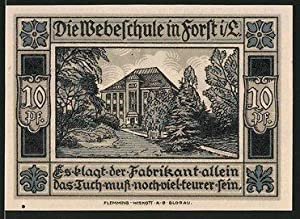 Notgeld Forst in der Lausitz 1921, 10