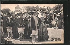 Carte postale Batz, Pays de la Loire,