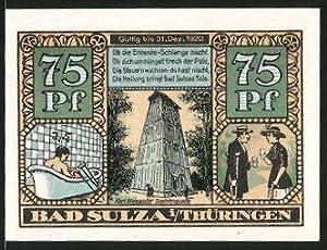 Notgeld Bad Sulza in Thüringen 1921, 75