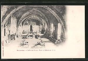 Carte postale Montauban, Salle du Prince Noir