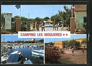 Carte postale La Londe-les-Maures, Camping les Moulieres